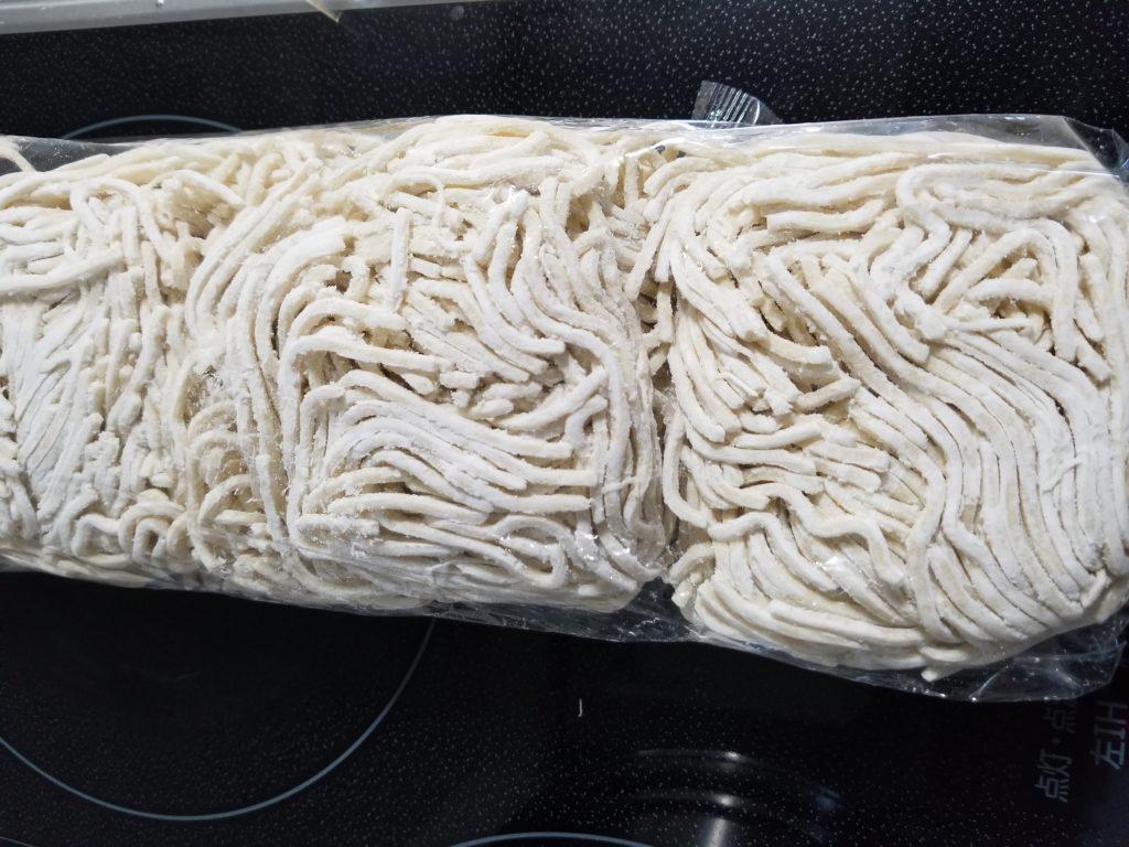 蒙古タンメン中本 持ち帰り 生麺