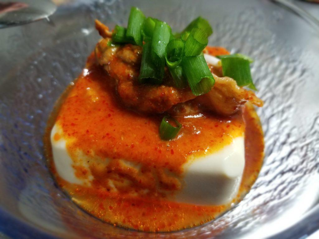 北極スープ とうふ 蒙古タンメン中本